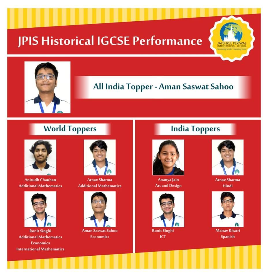 Best IB School in India - #1 International School | JPIS