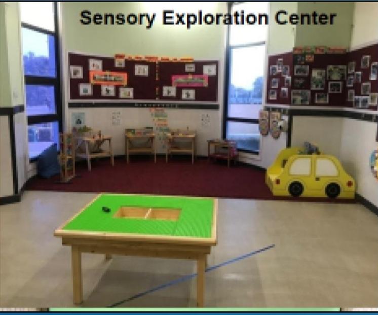 Sensory Exploration Lab